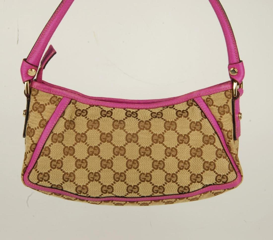 GUCCI - an Abbey handbag. Designed with maker's classic - 4