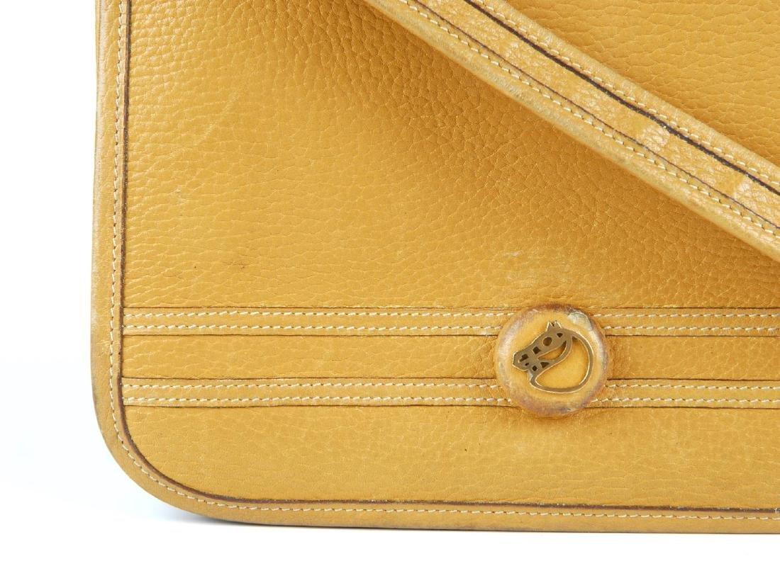 HERMÈS - a vintage Sac Besace handbag. Crafted from - 3