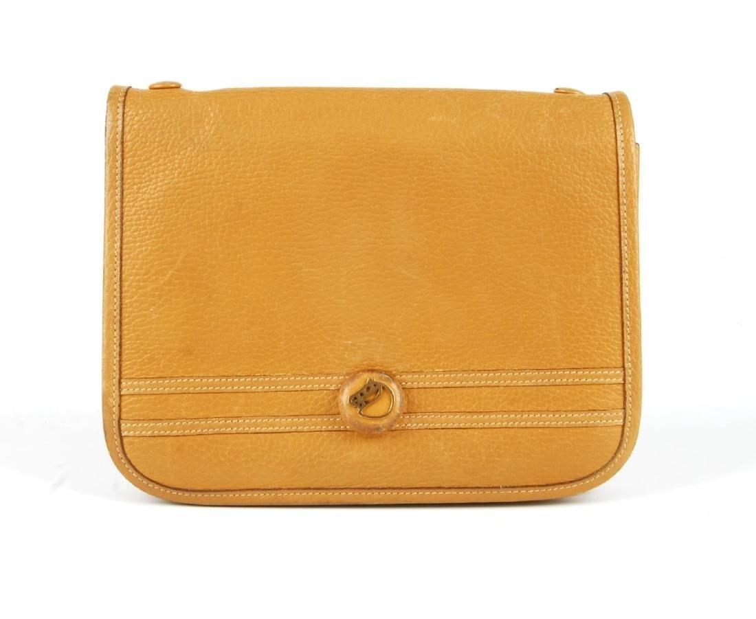 HERMÈS - a vintage Sac Besace handbag. Crafted from - 6