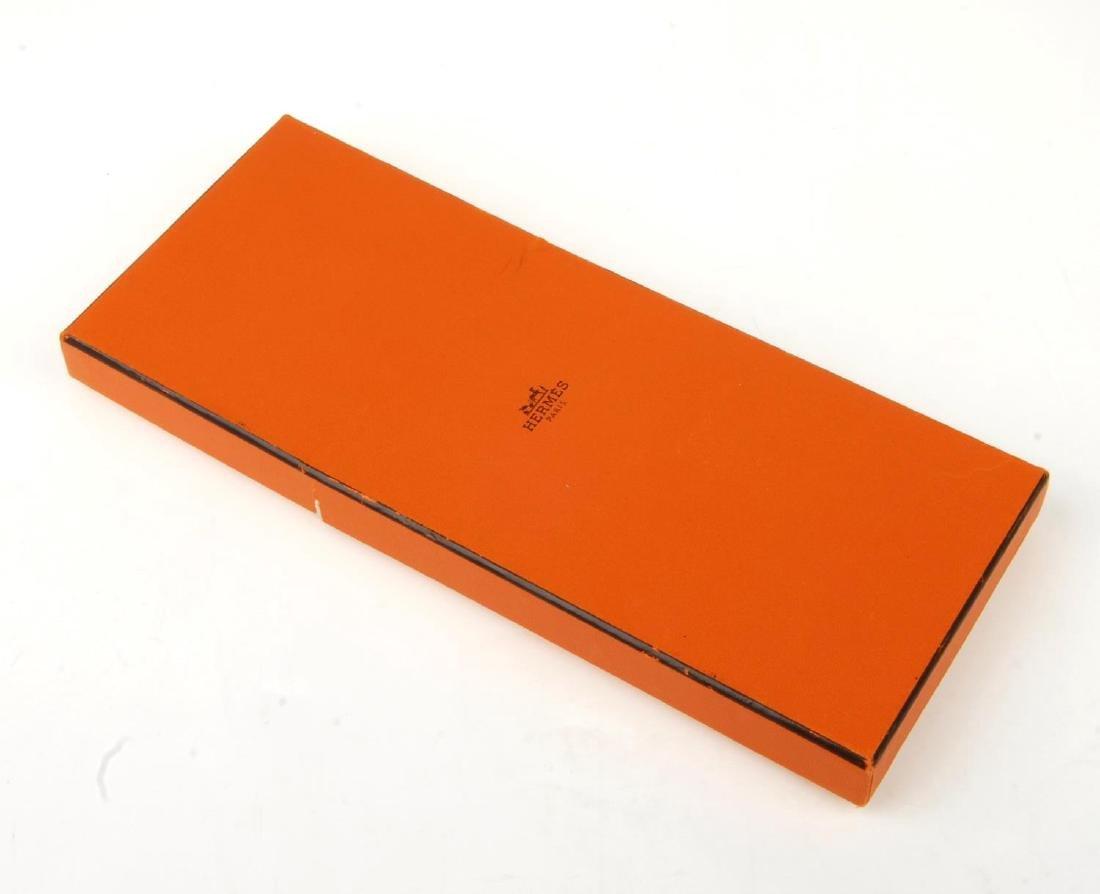HERMÈS - a Bamboo halter necklace scarf clip. Designed - 3