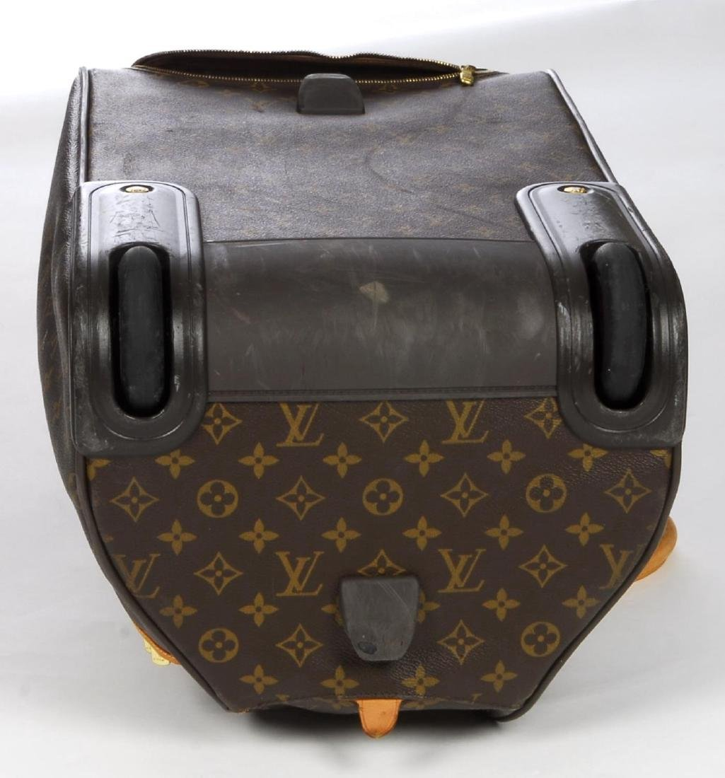 LOUIS VUITTON - a Monogram Eole 50 rolling duffle bag. - 4