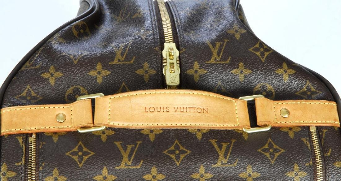 LOUIS VUITTON - a Monogram Eole 50 rolling duffle bag. - 5