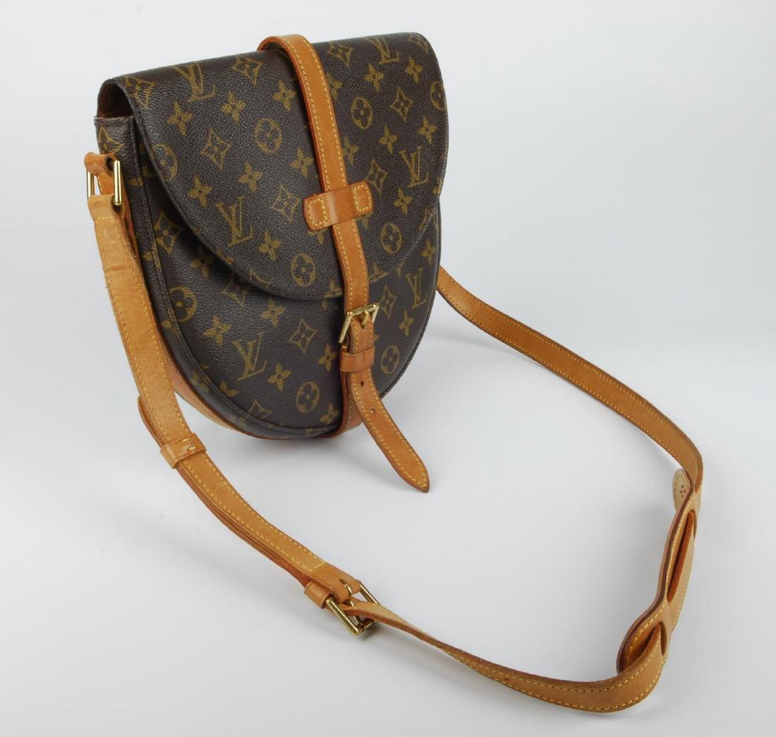 LOUIS VUITTON - a Monogram Chantilly crossbody handbag. - 2