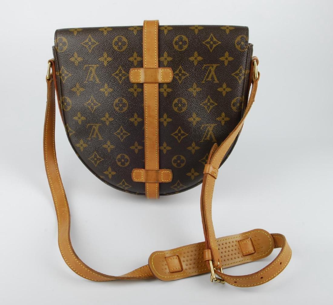 LOUIS VUITTON - a Monogram Chantilly crossbody handbag. - 3