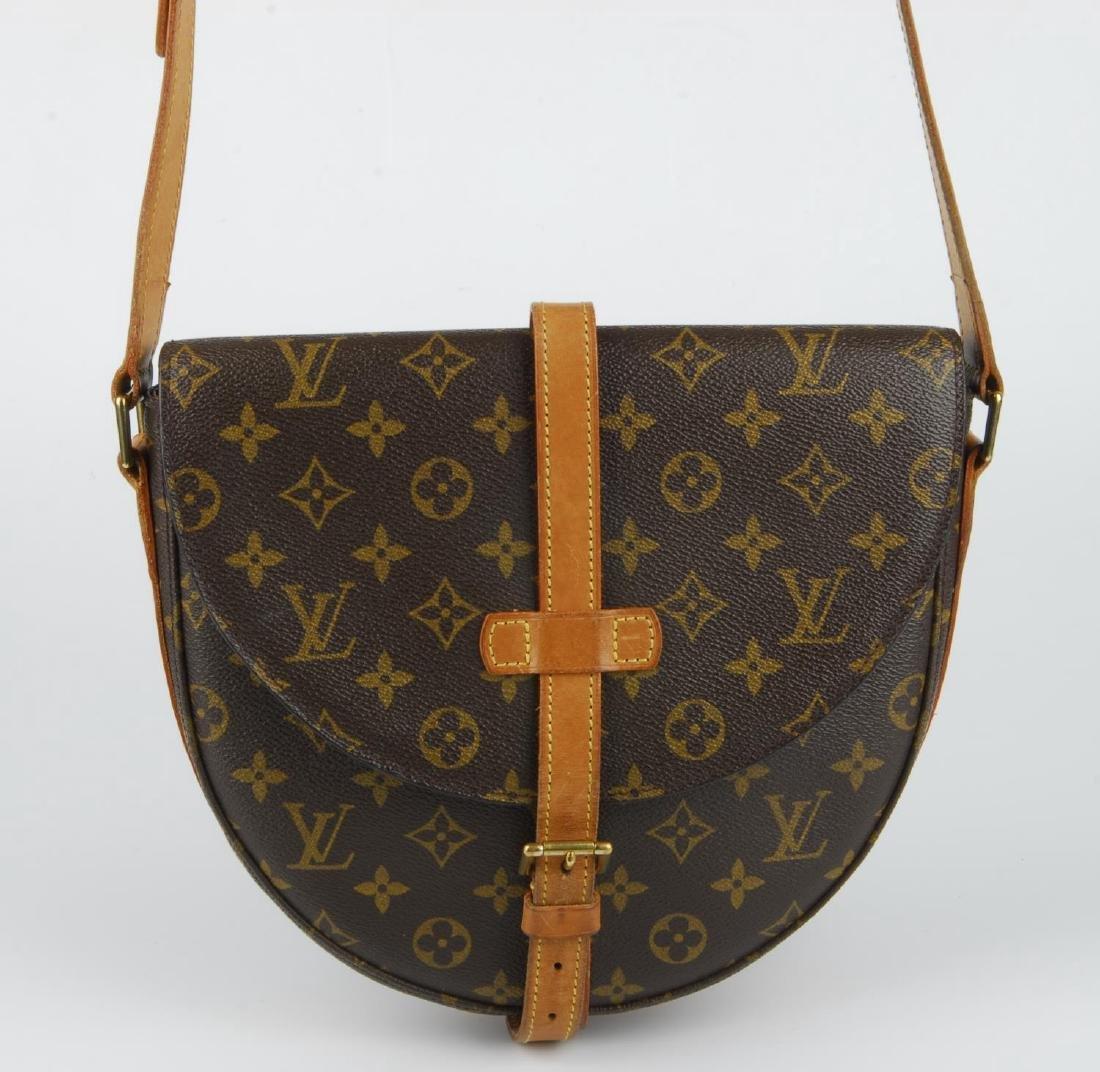 LOUIS VUITTON - a Monogram Chantilly crossbody handbag. - 5