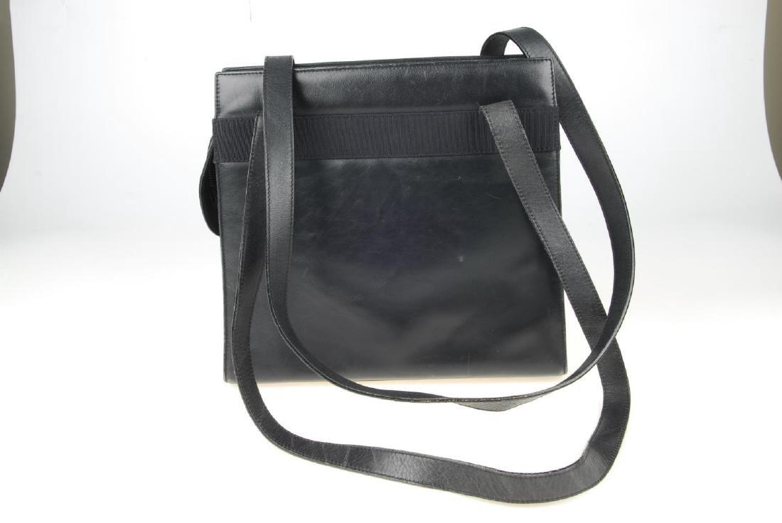 SALVATORE FERRAGAMO - a small Vara handbag. Designed - 2