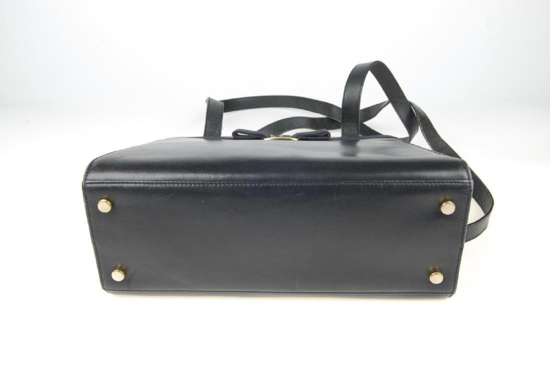 SALVATORE FERRAGAMO - a small Vara handbag. Designed - 4
