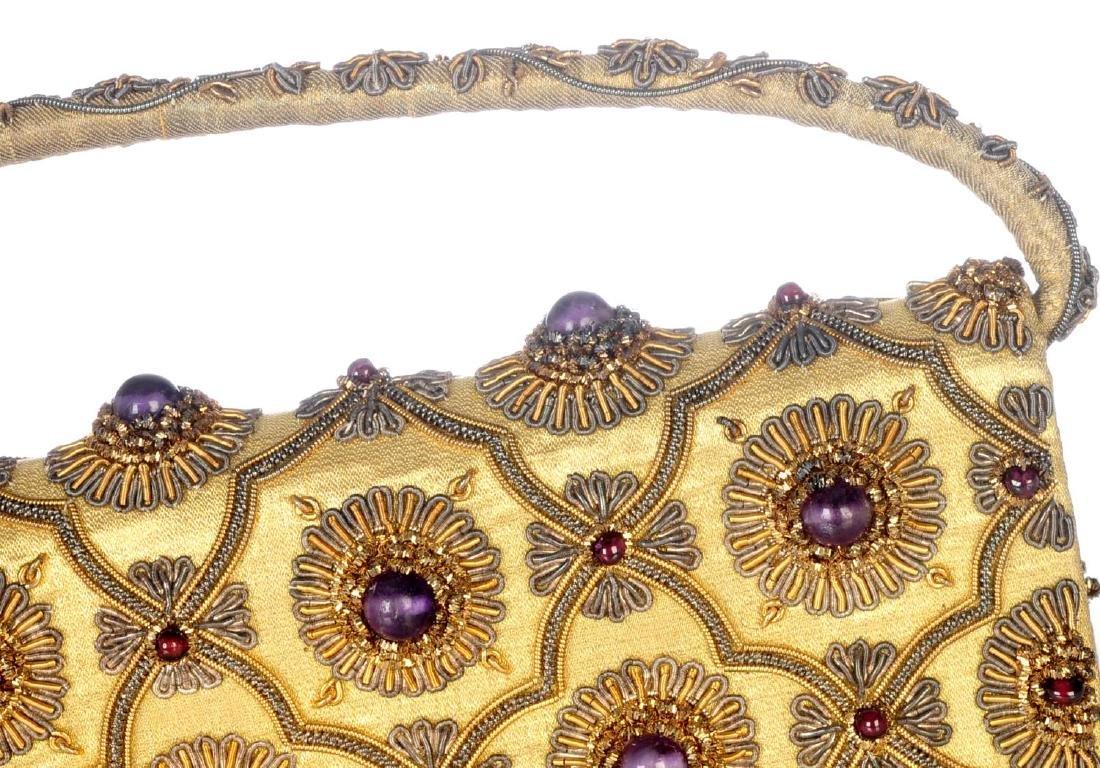 An early 20th century gem-set evening handbag - 2