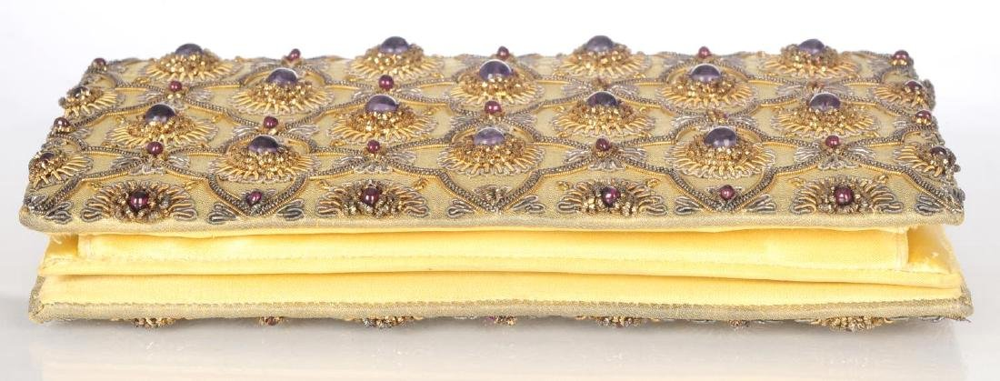 An early 20th century gem-set evening handbag - 4