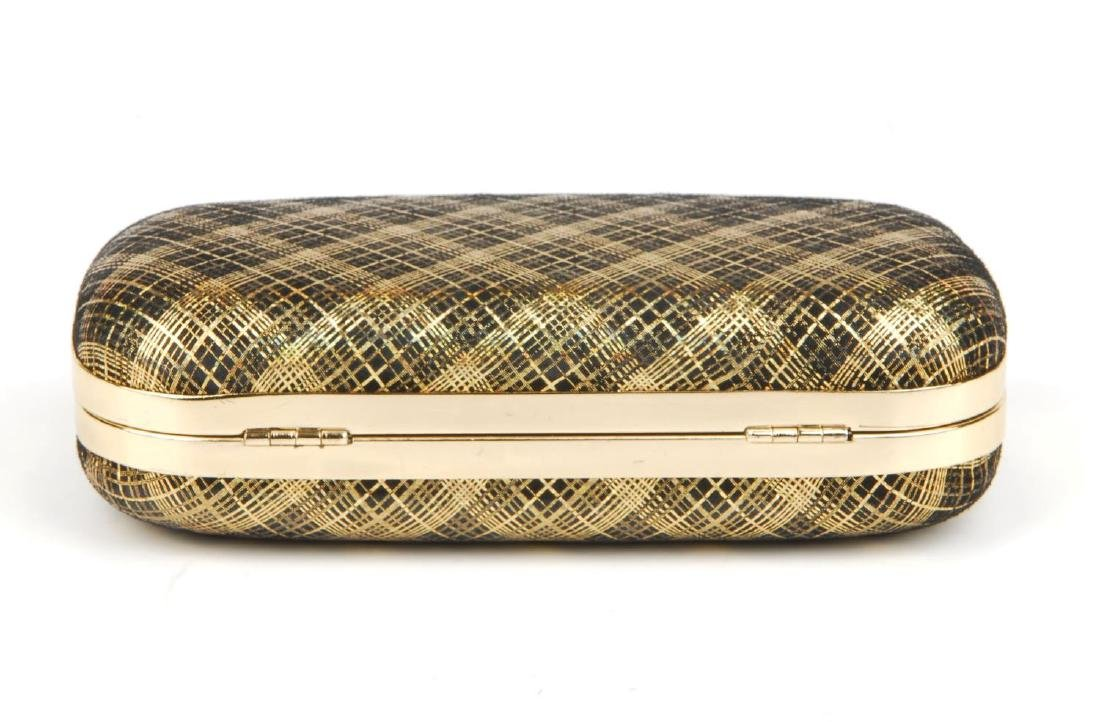 VIVIENNE WESTWOOD - a Galles plaid clutch. Designed - 6