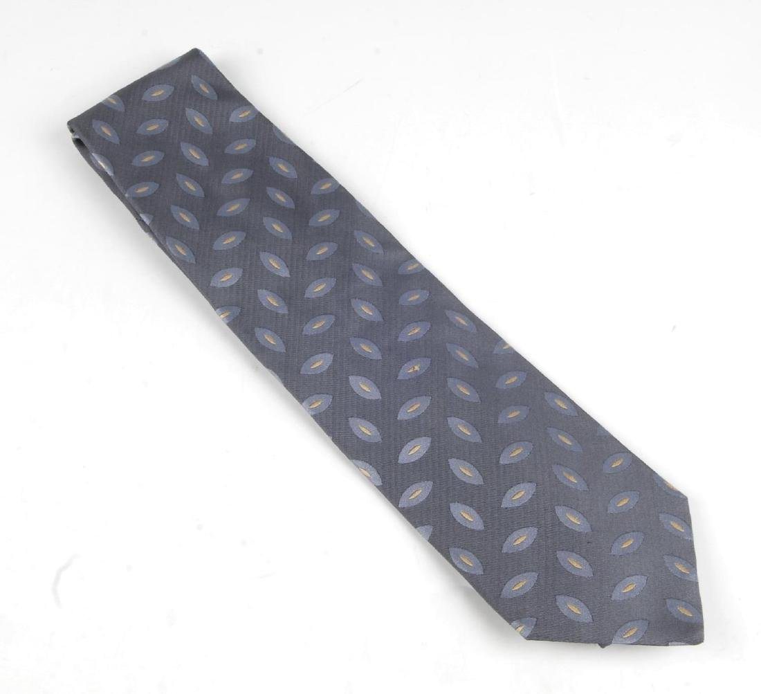 Eight ties. To include two Lanvin ties, one - 5