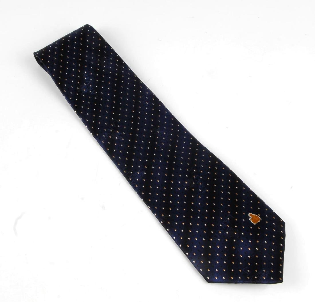 Eight ties. To include two Lanvin ties, one - 8