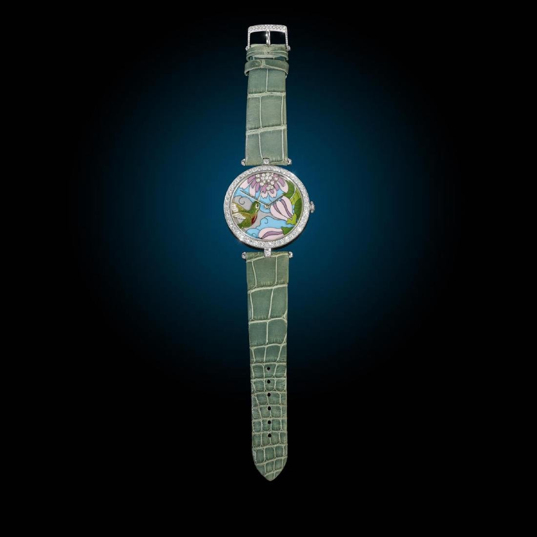 VAN CLEEF & ARPELS - a lady's limited edition