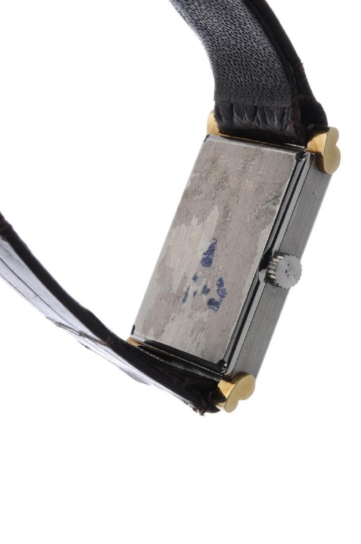 JAEGER-LECOULTRE - a wrist watch. Bi-metal case. - 3
