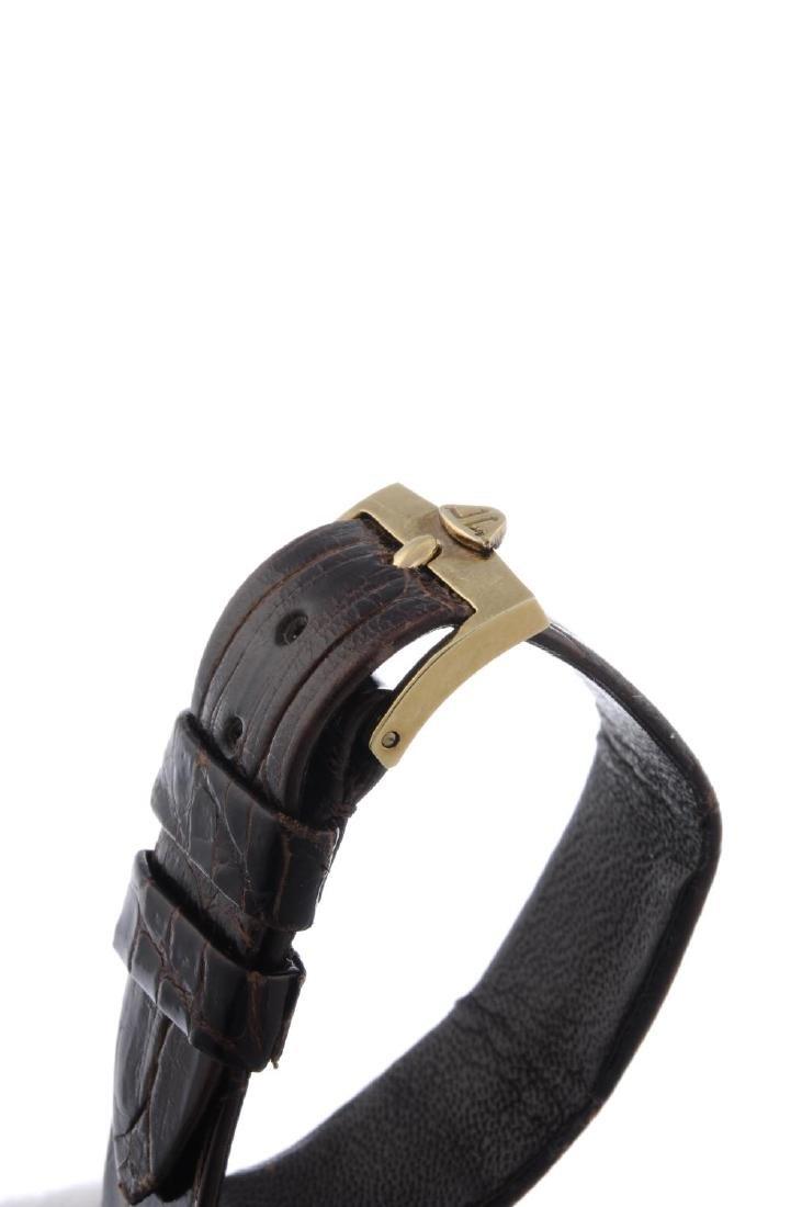 JAEGER-LECOULTRE - a wrist watch. Bi-metal case. - 4