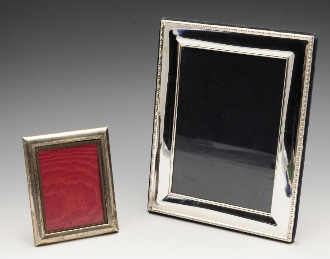 An early twentieth century silver mounted photograph - 4