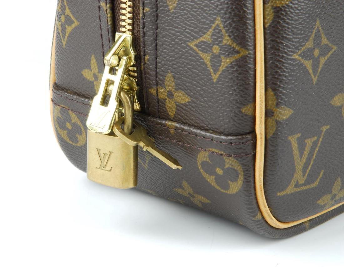 LOUIS VUITTON - a Monogram Trouville handbag. Featuring - 5