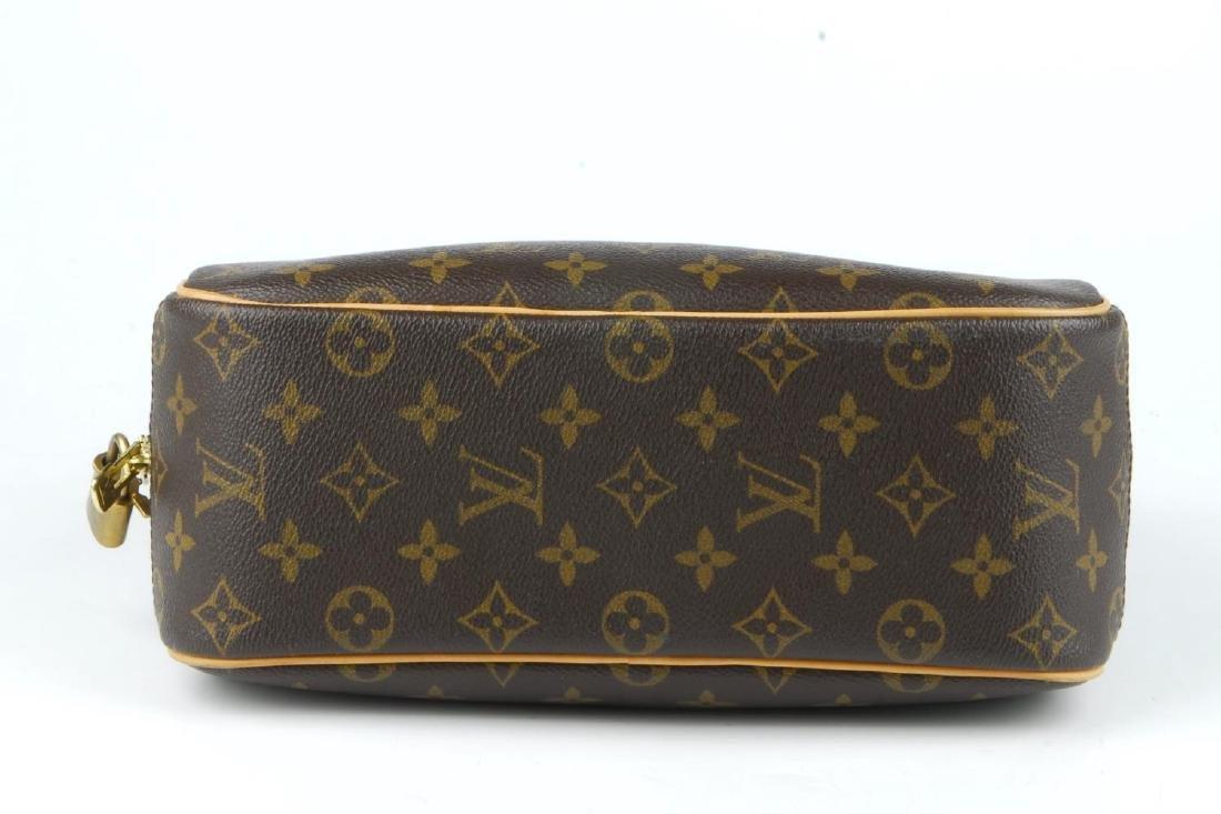 LOUIS VUITTON - a Monogram Trouville handbag. Featuring - 7