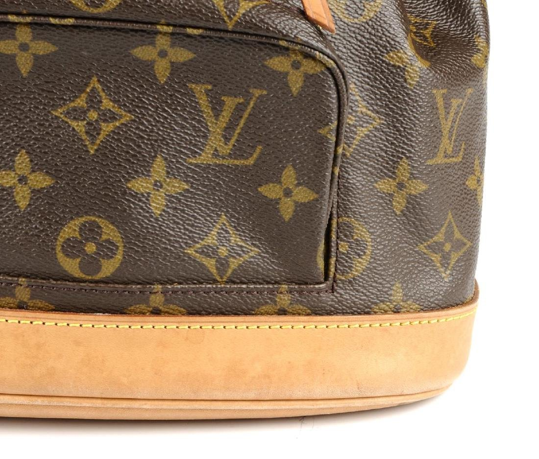 LOUIS VUITTON - a Monogram Montsouris MM backpack. - 2