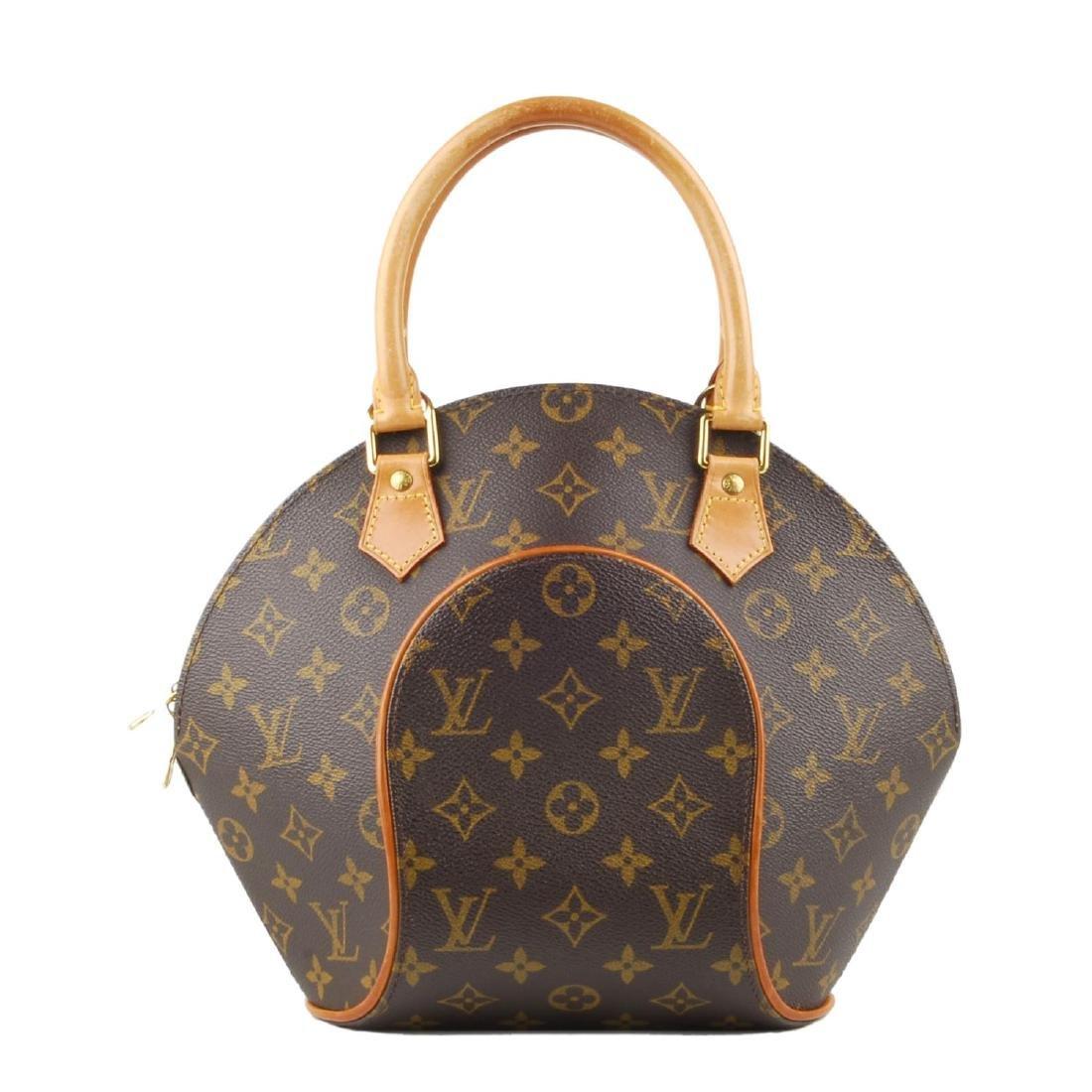 LOUIS VUITTON - an Ellipse PM handbag. Designed with a