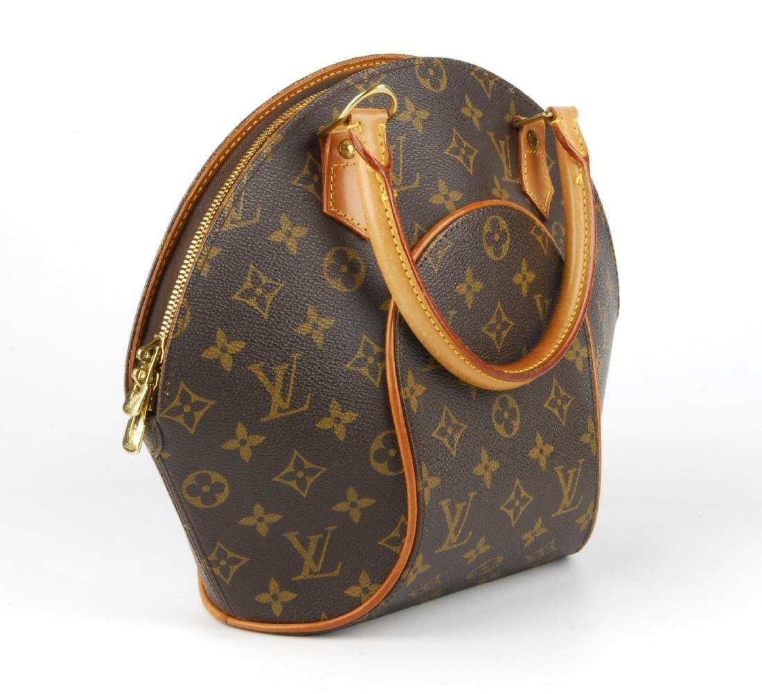 LOUIS VUITTON - an Ellipse PM handbag. Designed with a - 4