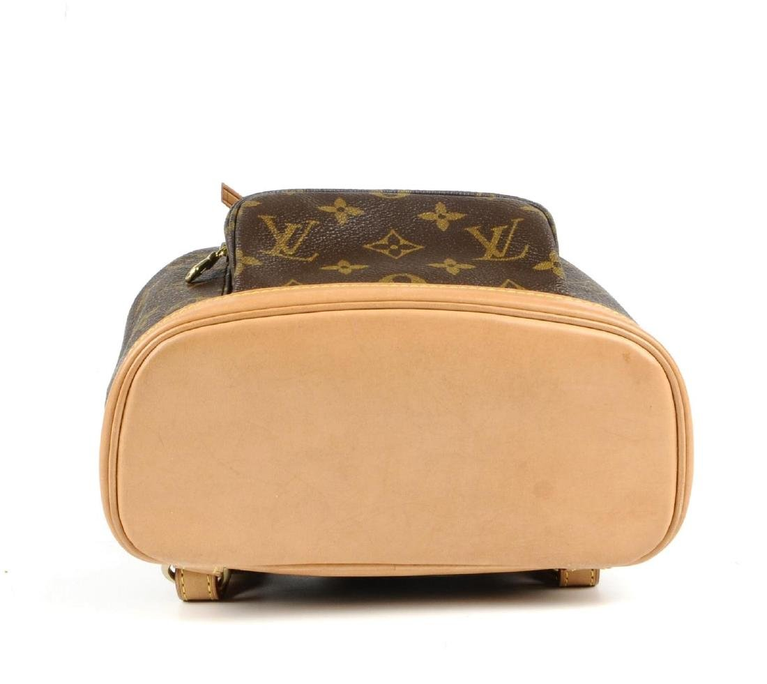 LOUIS VUITTON - a Mini Monogram Montsouris backpack. - 4