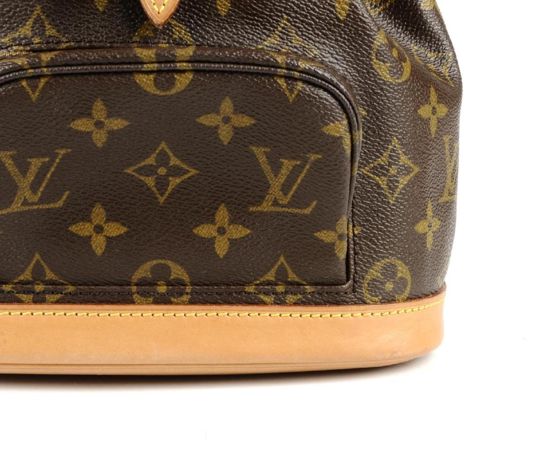 LOUIS VUITTON - a Mini Monogram Montsouris backpack. - 5