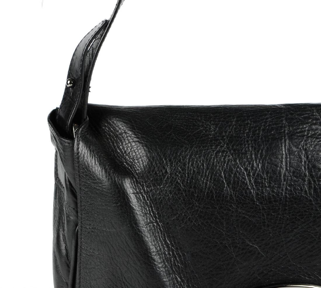 MULBERRY - an oversized Bayswater clutch. Designed with - 3