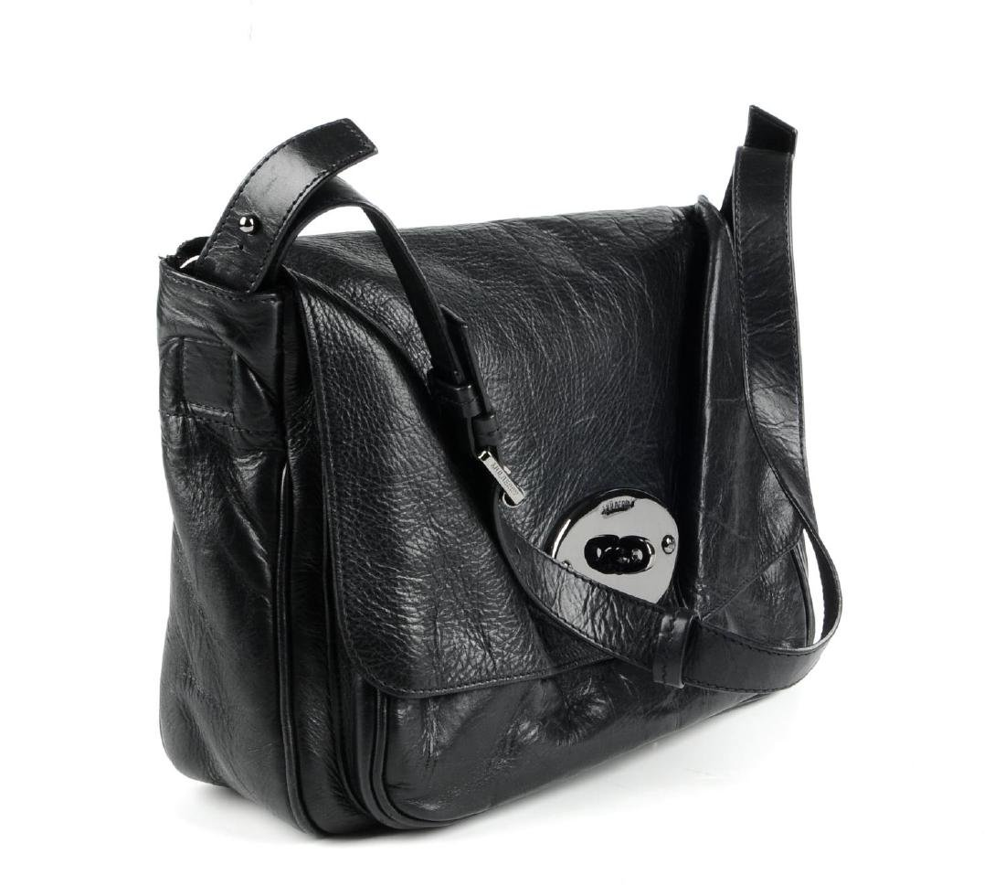 MULBERRY - an oversized Bayswater clutch. Designed with - 4