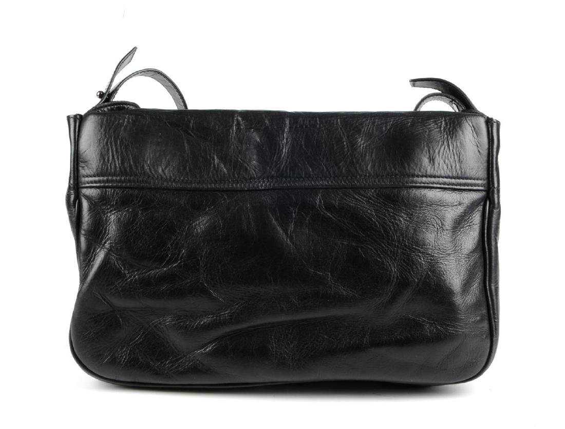 MULBERRY - an oversized Bayswater clutch. Designed with - 5