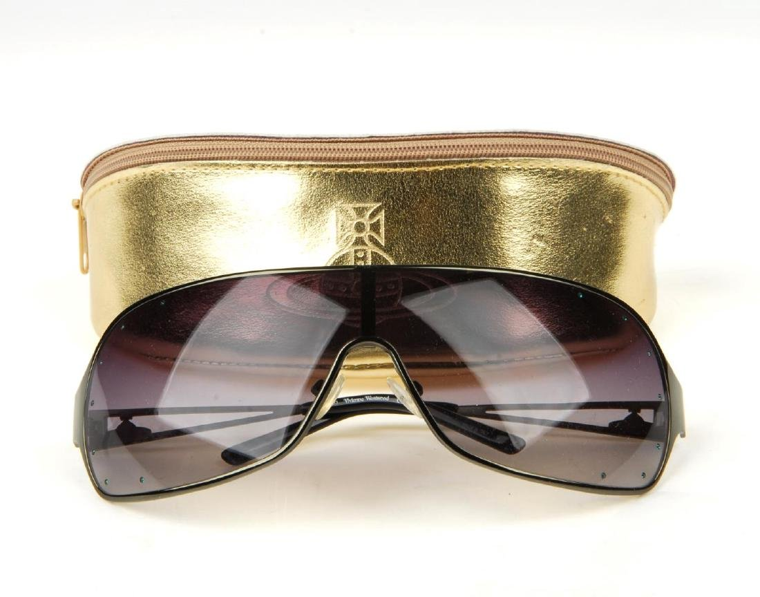 VIVIENNE WESTWOOD - a pair of sunglasses. Featuring - 6