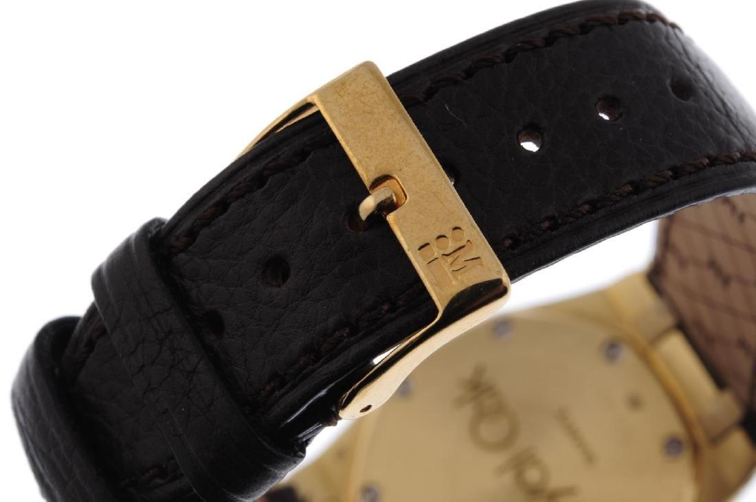 AUDEMARS PIGUET - a gentleman's Royal Oak wrist watch. - 2