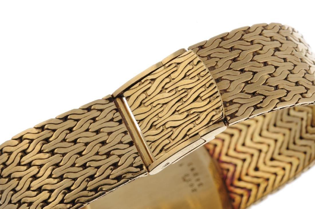 CHOPARD - a gentleman's bracelet watch. 18ct yellow - 2