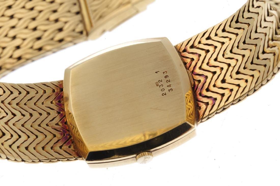 CHOPARD - a gentleman's bracelet watch. 18ct yellow - 3