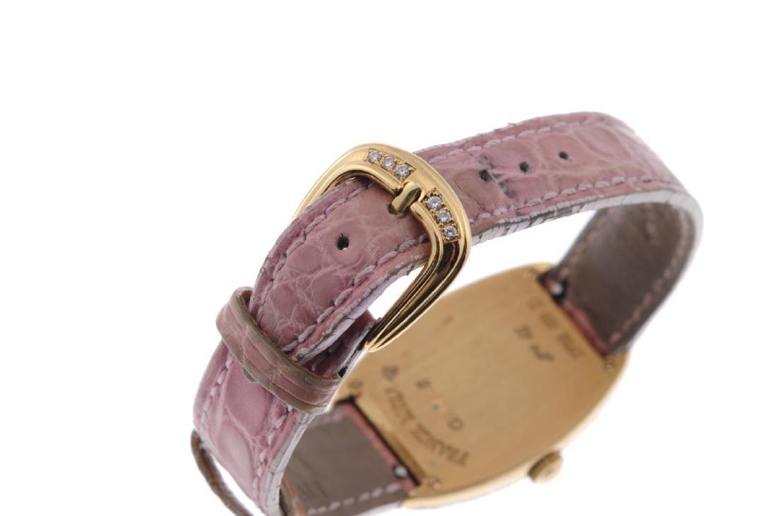 FRANCK MULLER - a lady's Cintree Curvex wrist watch. - 4