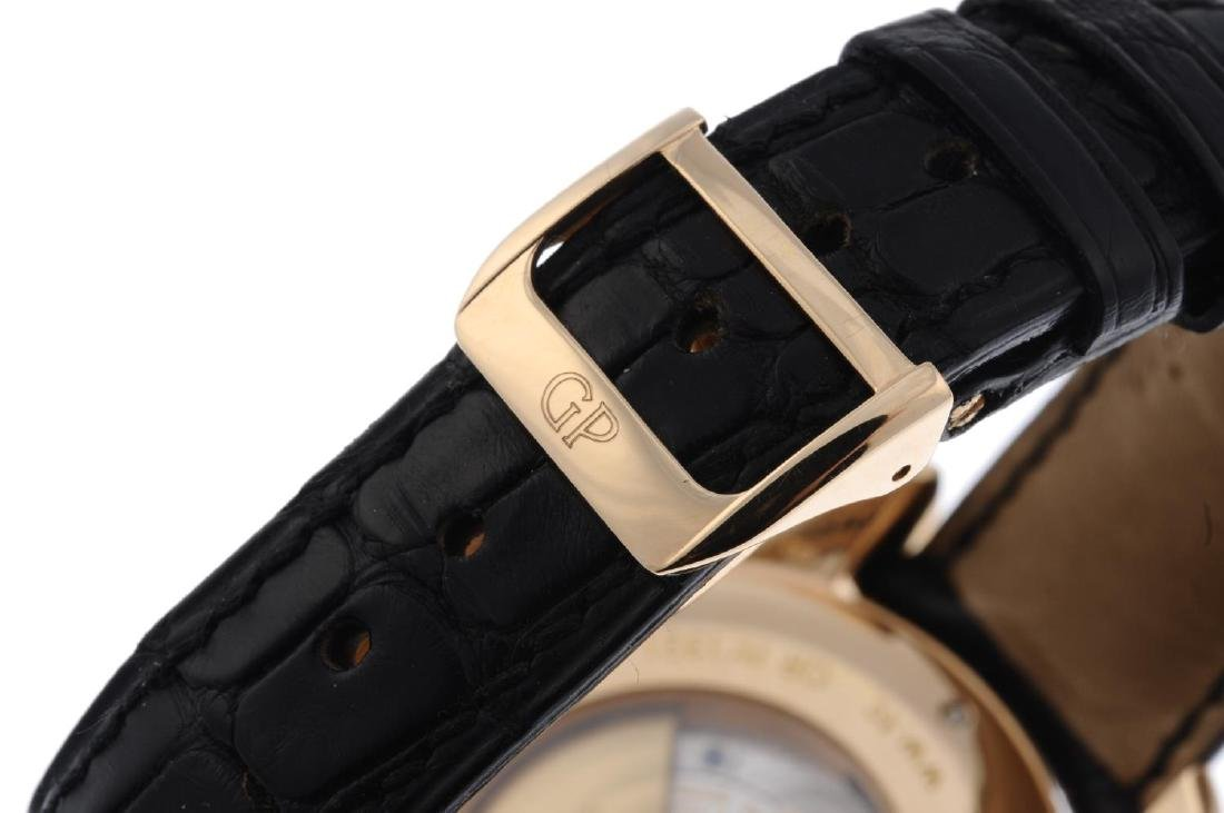 GIRARD-PERREGAUX - a gentleman's World Time chronograph - 2