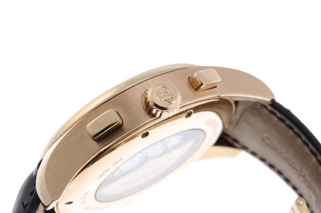 GIRARD-PERREGAUX - a gentleman's World Time chronograph - 4