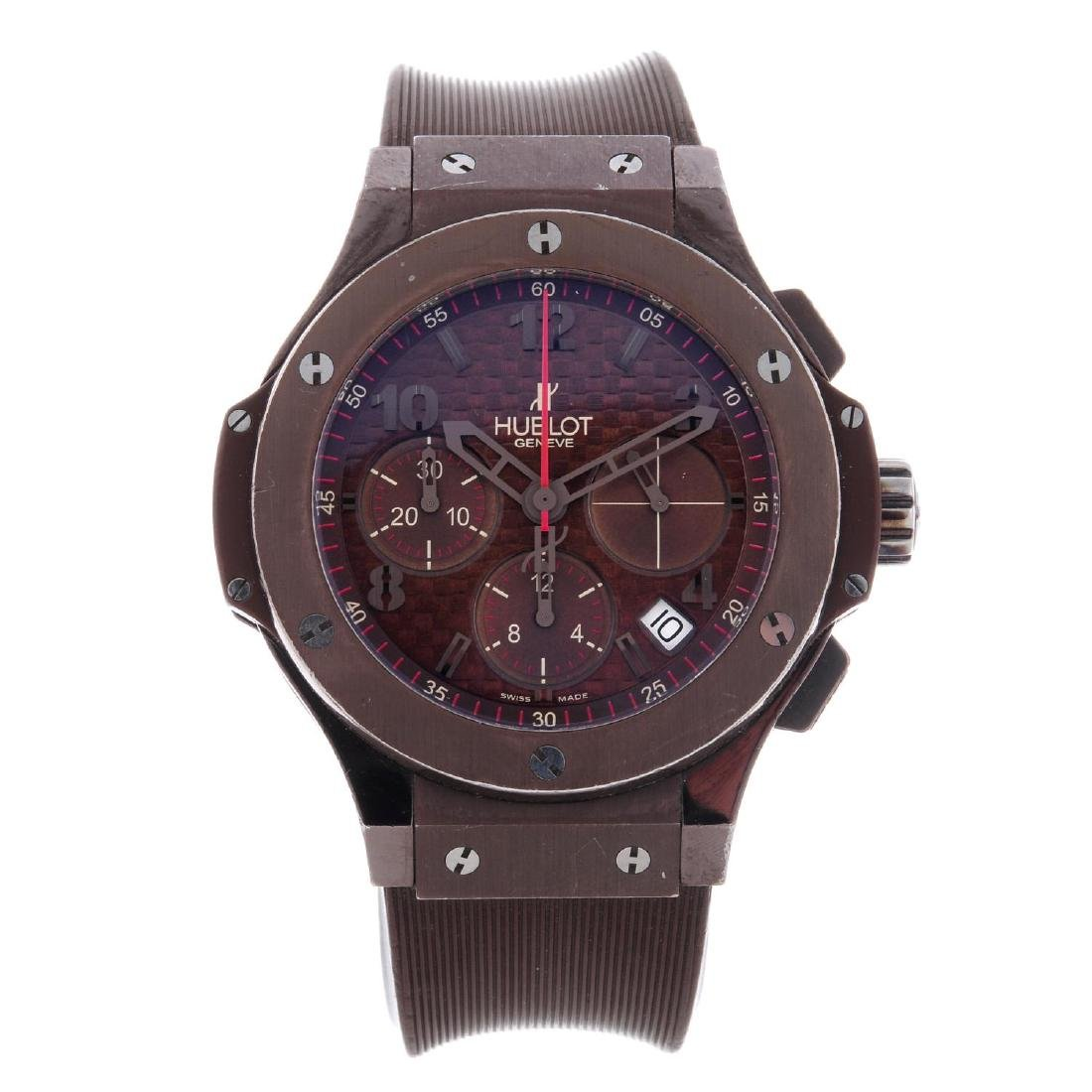 HUBLOT - a limited edition gentleman's Big Bang