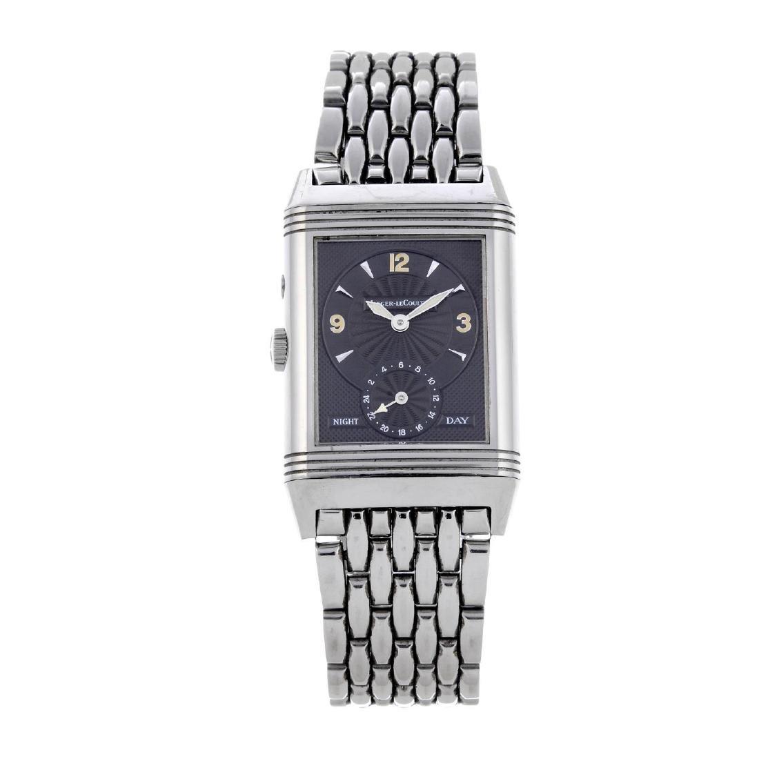 JAEGER-LECOULTRE - a gentleman's Reverso bracelet
