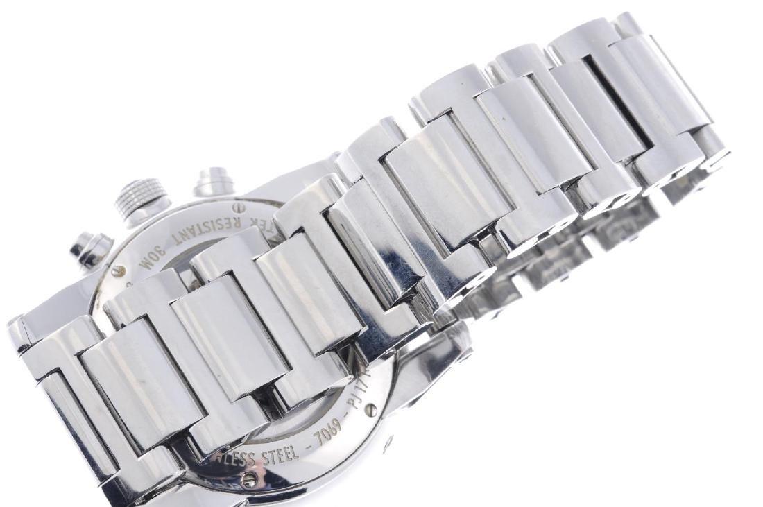 MONTBLANC - a gentleman's Timewalker chronograph - 2