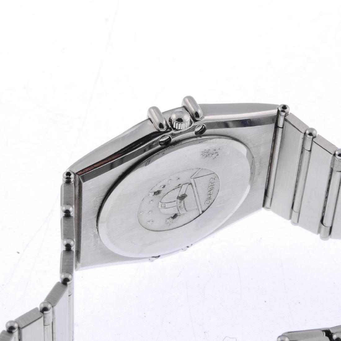 OMEGA - a gentleman's Constellation bracelet watch. - 3