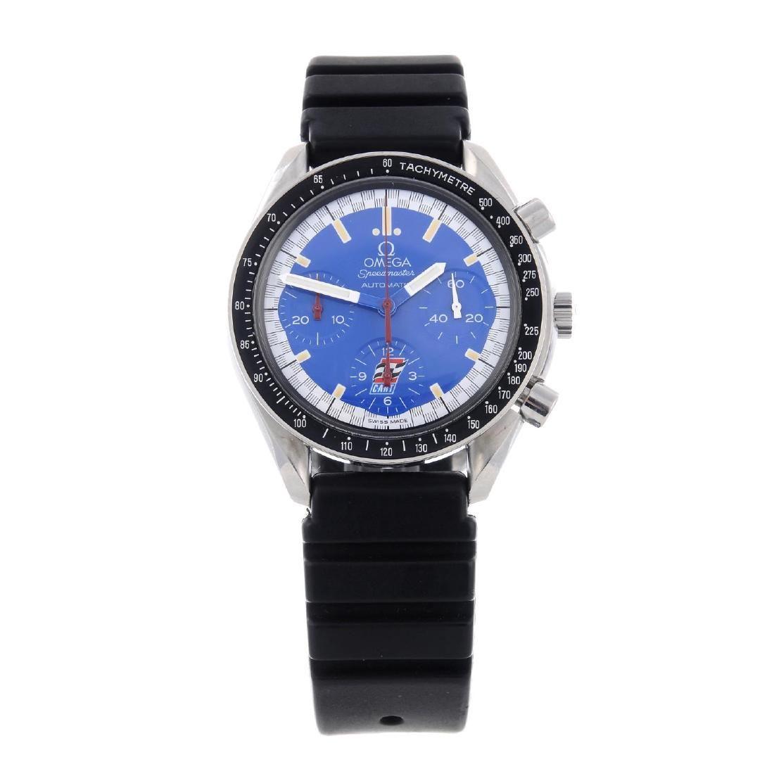 OMEGA - a gentleman's Speedmaster 'CART' chronograph