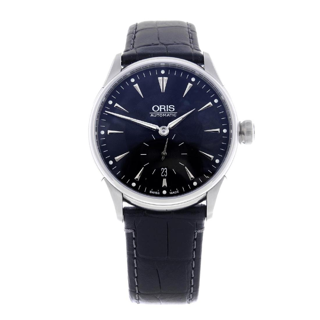 CURRENT MODEL: ORIS - a gentleman's Artelier Small
