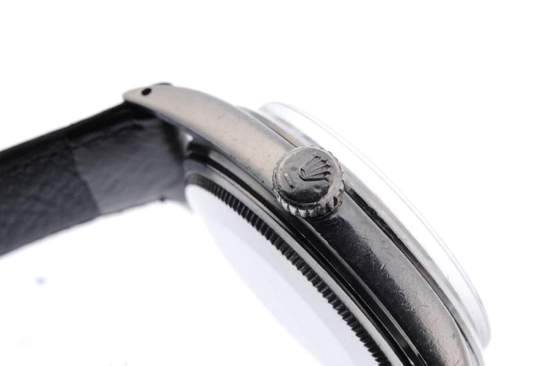 ROLEX - a gentleman's Oyster Perpetual Datejust wrist - 4