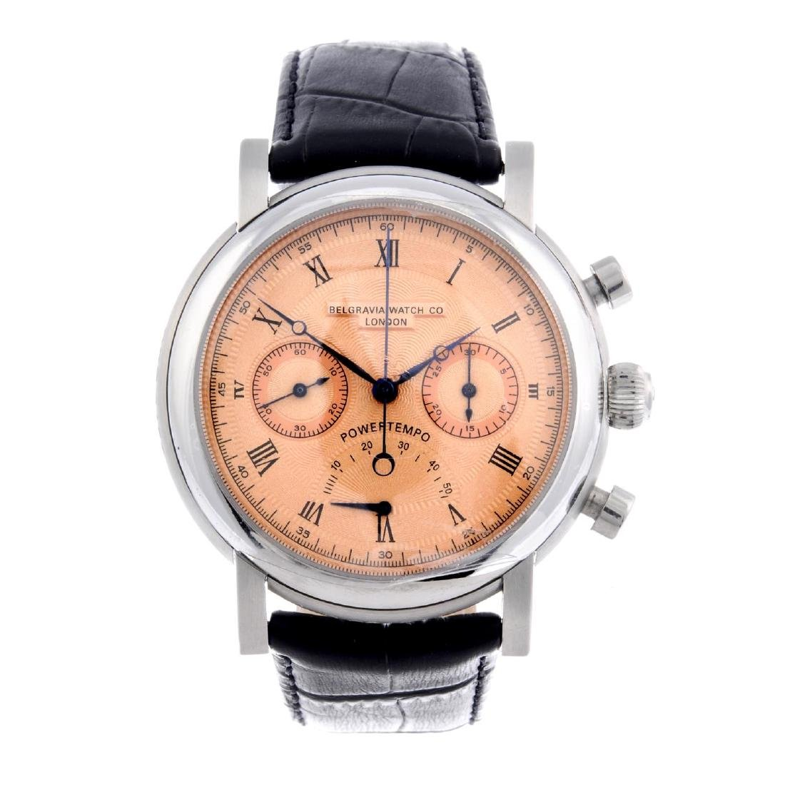 BELGRAVIA WATCH CO. - a gentleman's Power Tempo