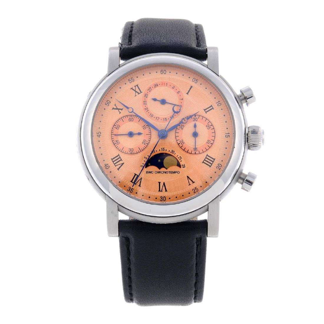 BELGRAVIA WATCH CO. - a limited edition gentleman's