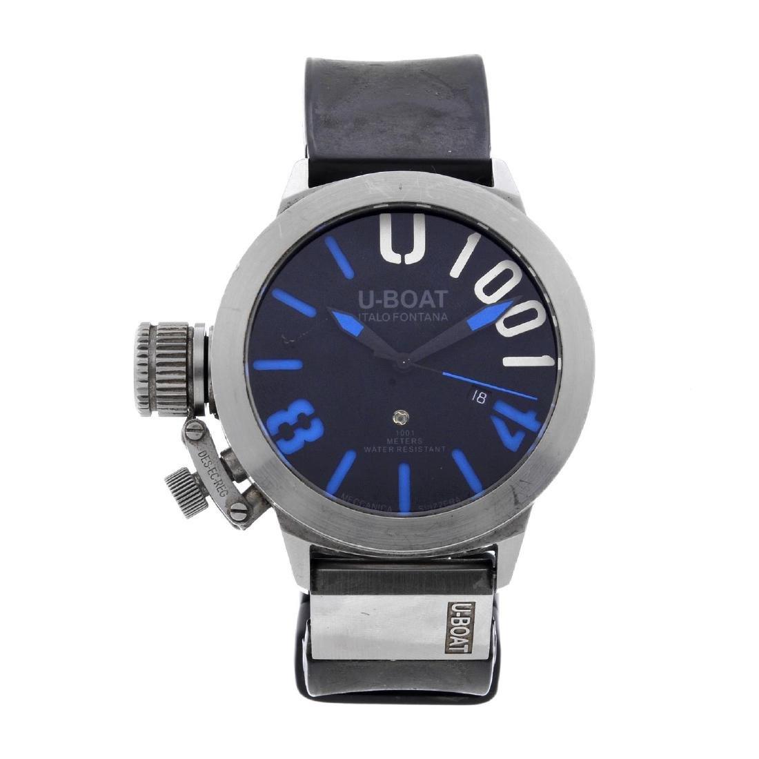 U-BOAT - a limited edition gentleman's U-1001 wrist