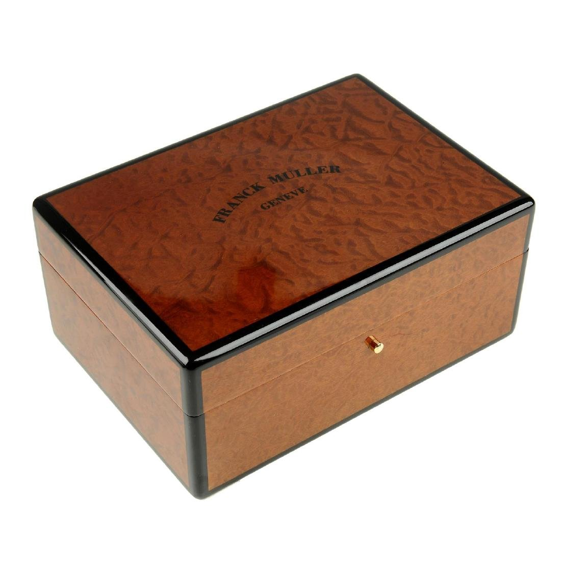 FRANCK MULLER - a complete watch box