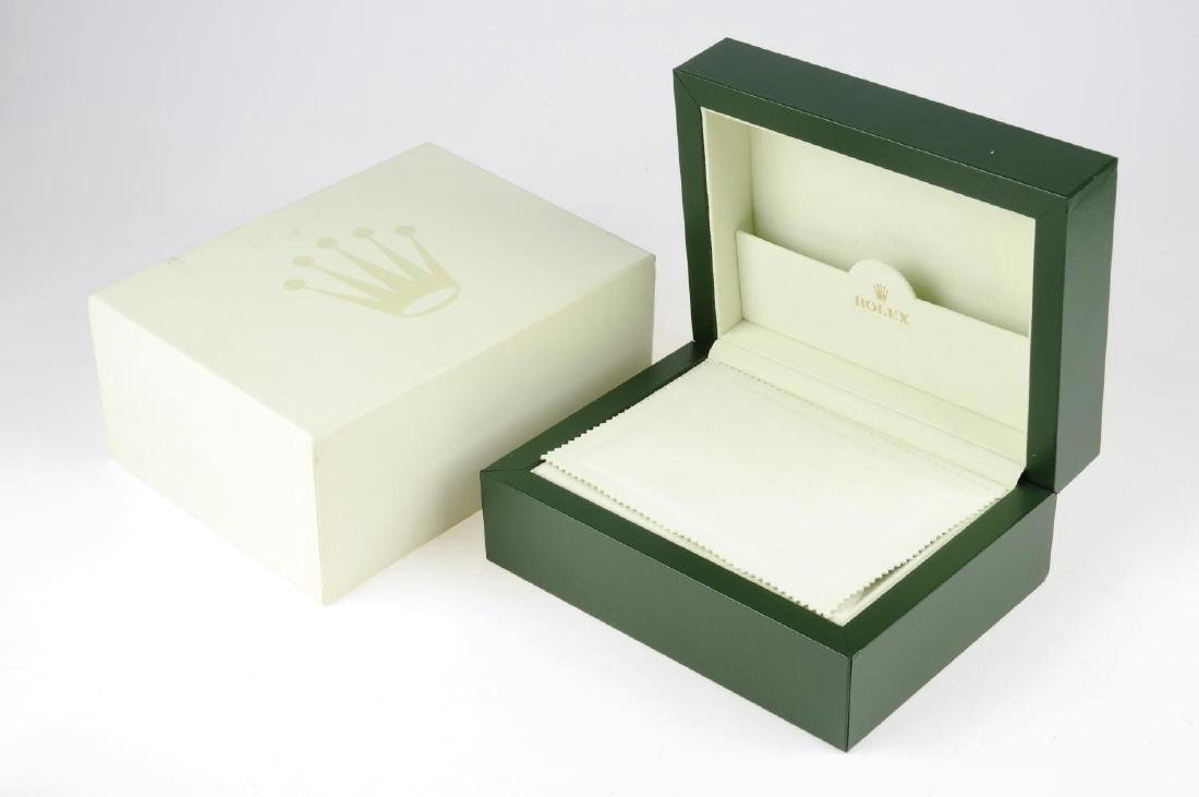ROLEX - a complete watch box - 2