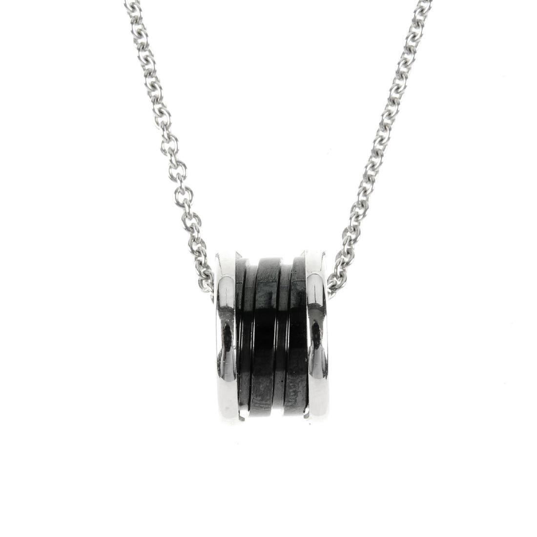 BULGARI - a pendant necklace. Designed for Save the